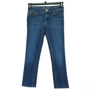 DL1961 Size 26 High Rise Cropped Jeans